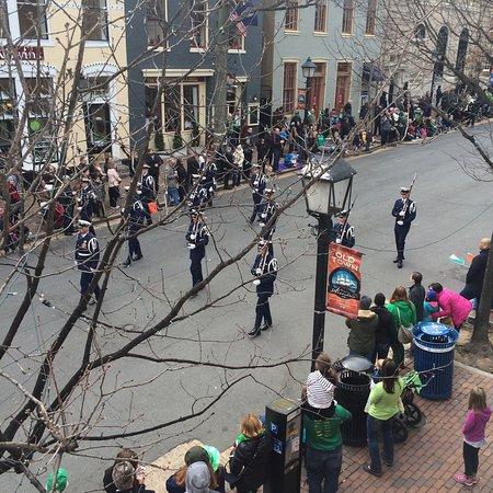 Alexandria, VA: Shopping, parades, parks, Old Town has it all!