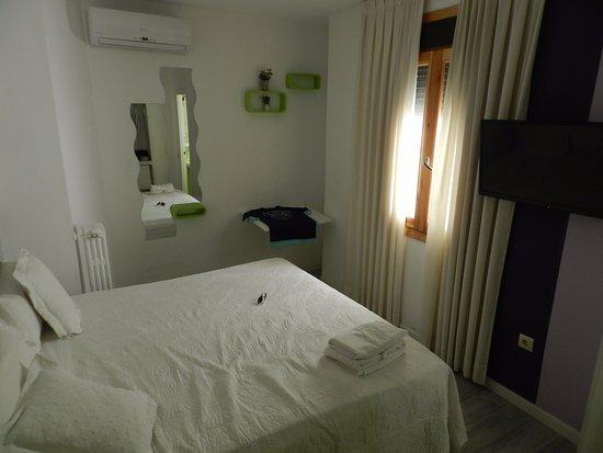 Hostal Nersan: quarto 5