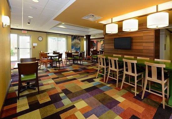 Shalimar, FL: Breakfast Area