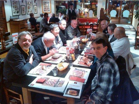 La Madelon : cena con amici