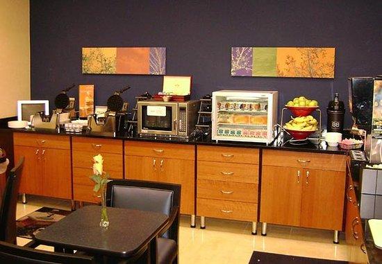 Mankato, Μινεσότα: Breakfast Bar