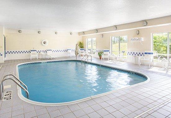 Mankato, MN: Indoor Pool