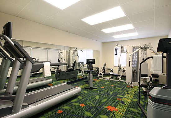 Houma, LA: Fitness Center