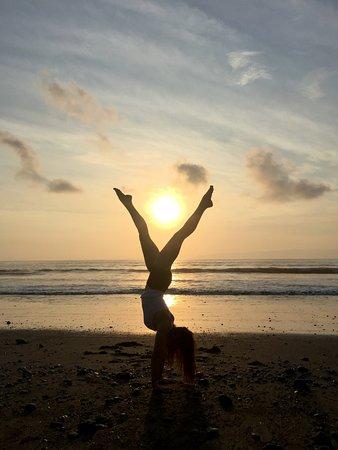 Blue Osa Yoga Retreat and Spa: Sunrises to wake up to!