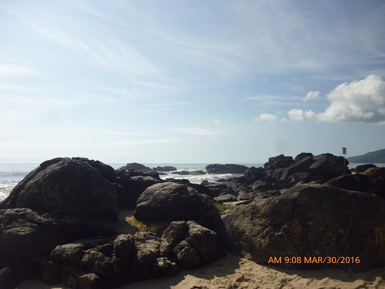 Buraco Beach: linda para tirar fotos!!!