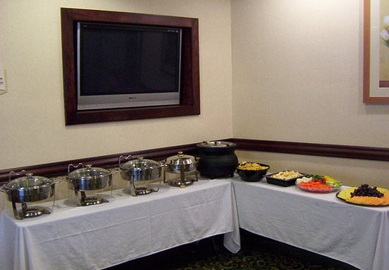 Farmington Hills, MI: Manager's Reception