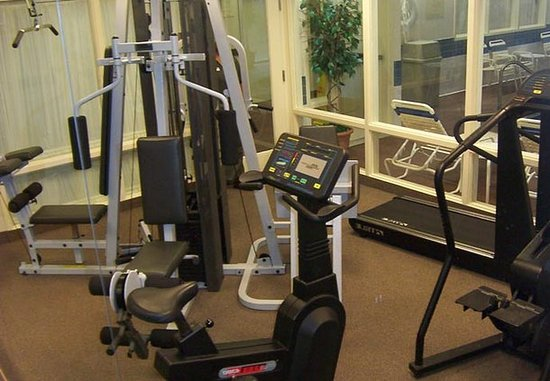 Farmington Hills, MI: Exercise Room