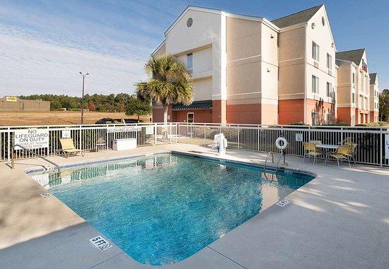 Orangeburg, Güney Carolina: Outdoor Pool