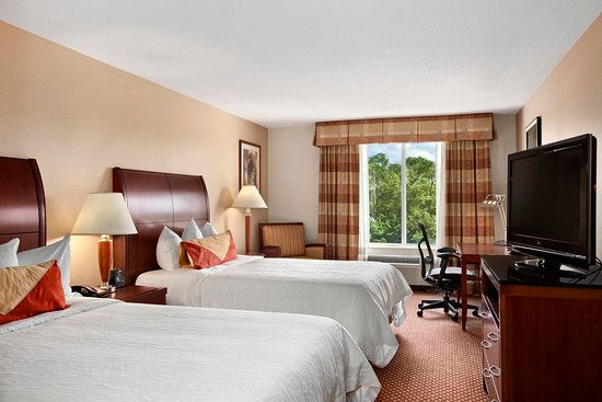 Oakbrook Terrace, IL: 2 Double Beds Guest Room