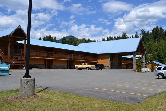 Packwood, WA: front-side