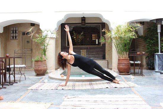 Sally Goldfinger Yoga & Ayurveda