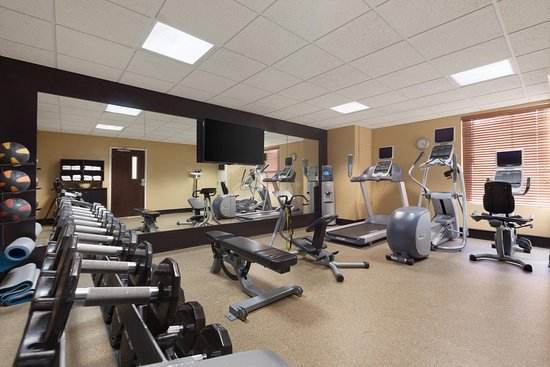 La Quinta, Californien: Fitness Center