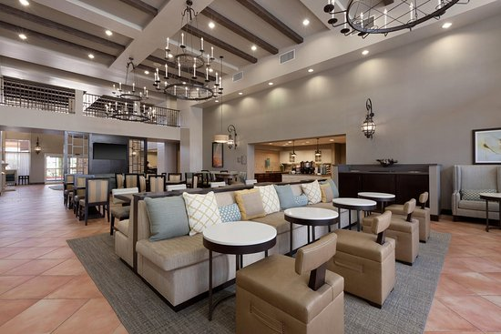 La Quinta, CA: Lodge Dining Area