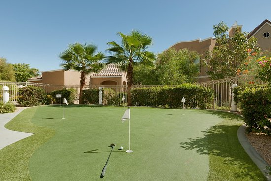 La Quinta, CA: Putting Green