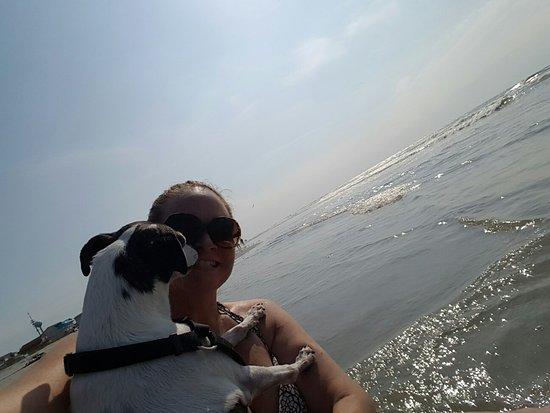 Folly Beach Public Beach: 20160709_094055_large.jpg