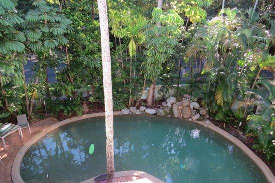 بورت دوجلاس أوتريجير هوليداي أبارتمينتس: Pool