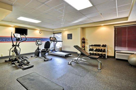 West Columbia, Carolina del Sur: Fitness Center