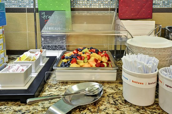 West Columbia, SC: Complimentary Breakfast