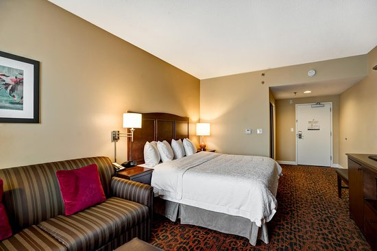 Hampton Inn Baltimore / Glen Burnie: King Bed Nonsmoking