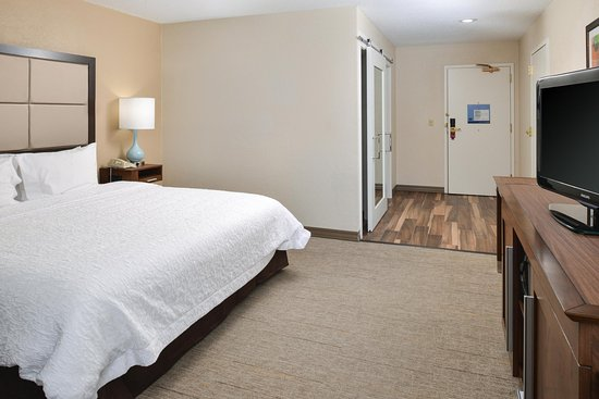 Carbondale, IL: King Guest Room