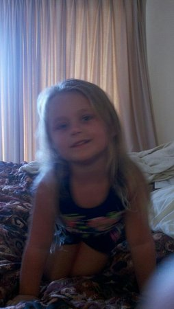 South Wind Motel: Our trip with our granddaughter