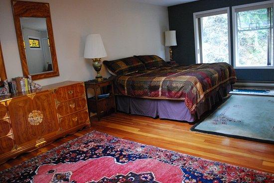 Sooke, Kanada: Enchanted Forest Suite