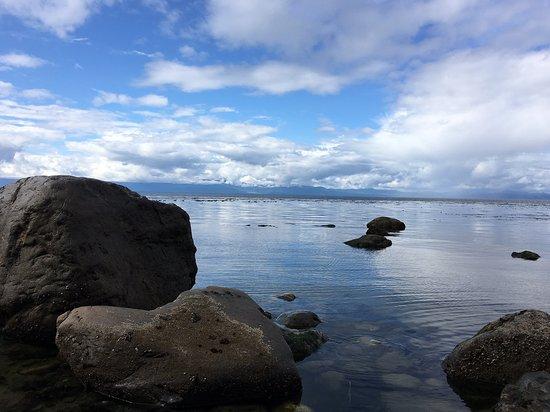 Sooke, แคนาดา: Beach 1