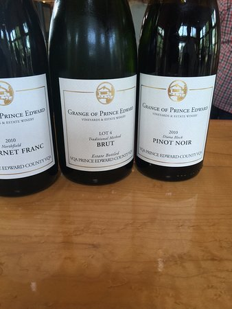 The Grange of Prince Edward Vineyards and Estate Winery: photo1.jpg