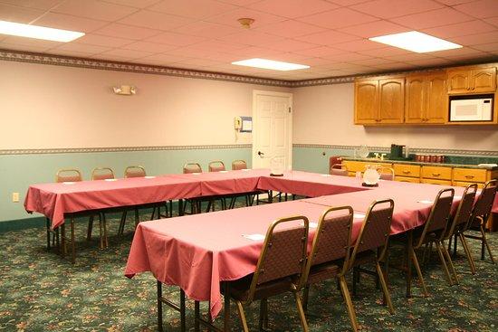 คลาร์กสวิลล์, อาร์คันซอ: Meeting Room