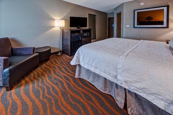 คลาร์กสวิลล์, อาร์คันซอ: Standard  King Room
