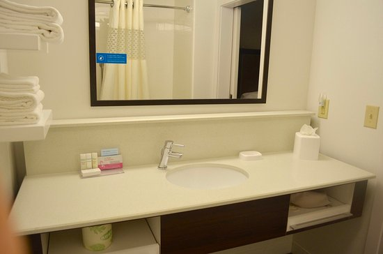 Pineville, Carolina del Norte: Bathroom Sink