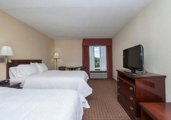 Travelers Rest, Carolina del Sud: Two Queen Bedroom