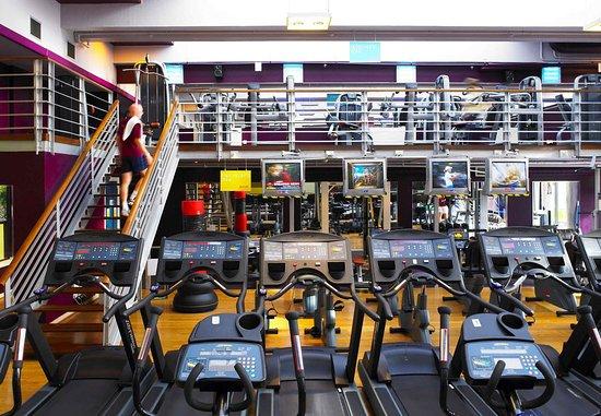 Slough, UK: Fitness Centre