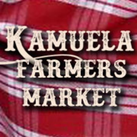 Go on and giddy up to the Kamuela Farmers Market