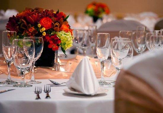 Costa Mesa, كاليفورنيا: Ballroom Reception Details