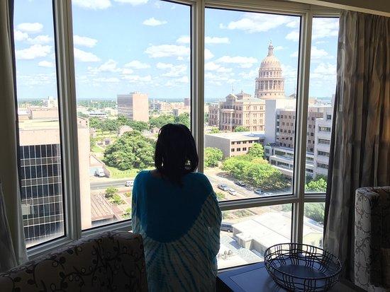 DoubleTree Suites by Hilton - Austin : Mid August visit.
