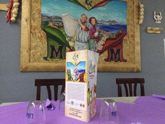 Venticano, Italia: Sala interna