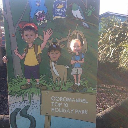 Coromandel TOP 10 Holiday Park Foto