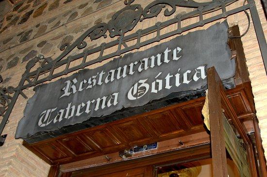 Indíquenos su opinión sobre : Taberna Gotica 45003 TOLEDO