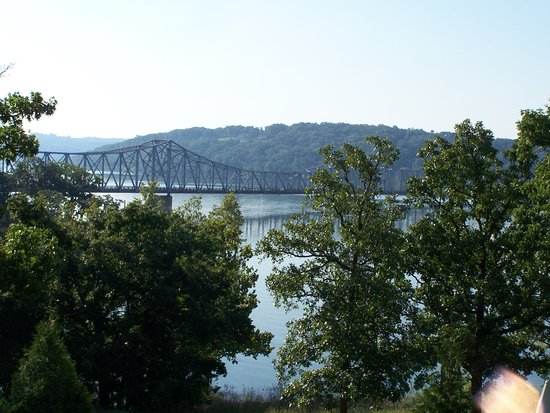 Kimberling City, MO: View from resort grounds