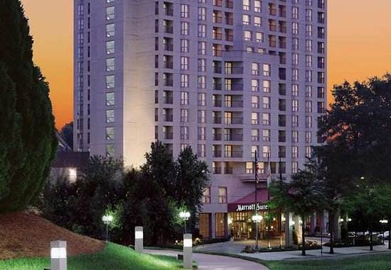 Atlanta Marriott Suites Midtown: Exterior