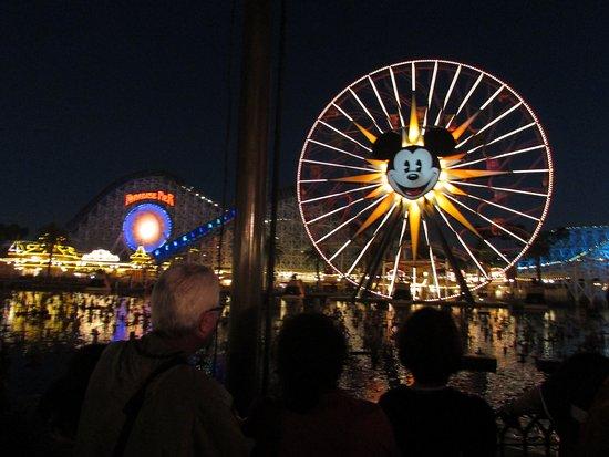 Disney's California Adventure: Word of Color