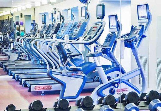 Westlake, TX: Fitness Center