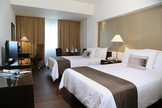 Meson Ejecutivo Hotel: Habitacion