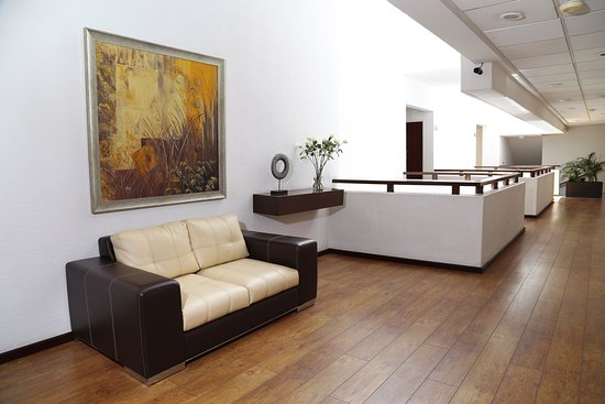 Meson Ejecutivo Hotel: Pasillo