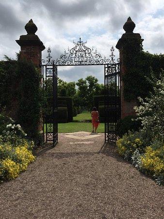 Northwich, UK: Arley Hall & Gardens