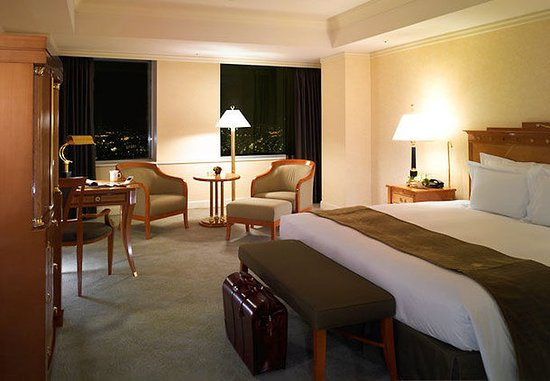 Nagoya Marriott Associa Hotel: Deluxe King Room