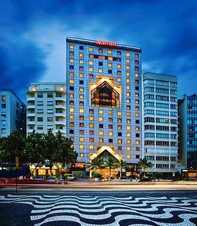 JW Marriott Hotel Rio de Janeiro: Exterior