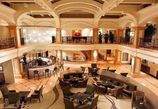 JW Marriott Hotel Rio de Janeiro: Lobby