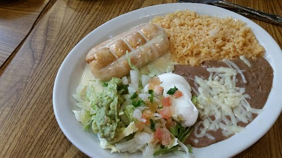 Oelwein, IA: Chimichunga and burrito supreme